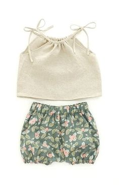 Keep baby cool this summer with summer baby outfit ideas on this blog.