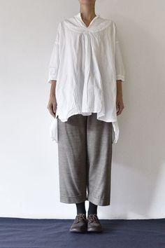 Daniela Gregis* washed kora shirt