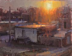 Blinding Light | John P. Lasater IV - Artist