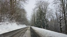 The roads we travel.  (Hatzic, British Columbia).