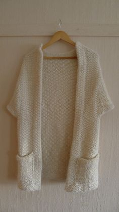 Ravelry: Project Gallery for Fine, but fuzzy coat pattern by Anna & Heidi Pickles