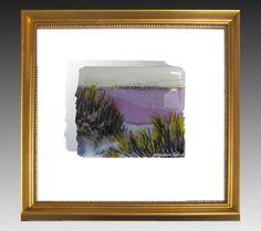 Violet Dunes by Alice Benvie Gebhart