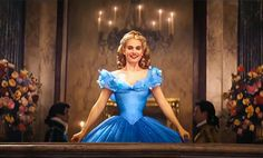 There has been a lot of controversy about the size of actor Lily James' waistline in the upcoming Disney movie. Lily James even admitted to going on a liquid diet to fit into the corseted dress. | If Disney's Live-Action Cinderella Had Her Natural Waistline