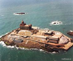 Wivekananda Rock Kanyakumari India : India Pictures - Funny India Pics & Photos