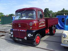 1964 Leyland 90 truck