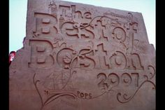 Professional sand sculptor for hire