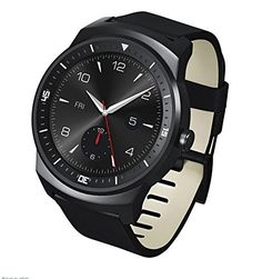 LG Electronics G Watch R - Smart Watch • Shopping Cheap Online