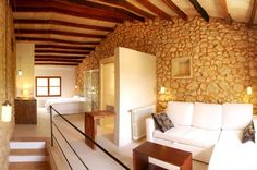 Finca Rafal Antic is set in a very tiny hamlet with just four houses and enjoys complete privacy combined with total seclusion and serene calm. The actual finca has been painstakingly restored over the last decade to now provide a home full of charming natural ambience. Approached from the main entrance off the leafy country lane is the beautiful cobblestone courtyard leading to the studded oak door and archway.<br /> <br /> The cobblestone floors, inner stone walls, terracotta tiles and…