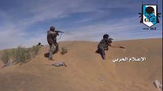 Yemen - Usaylan -  Ejército Saudí huye derrotado en combates con los Hut...
