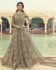 Looking to buy Anarkali online? ✓ Buy the latest designer Anarkali suits at Lashkaraa, with a variety of long Anarkali suits, party wear & Anarkali dresses! Anarkali Tops, Anarkali Dress, Anarkali Suits, Punjabi Suits, Pakistani Dresses, Patiala, Salwar Kameez, Party Wear Lehenga, Designer Anarkali