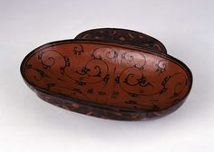 Lacquer Bowl, Western Han Dynasty