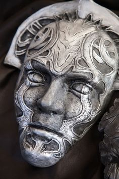 Castlevania  Gods Mask Prop Replica by AzureProps on Etsy