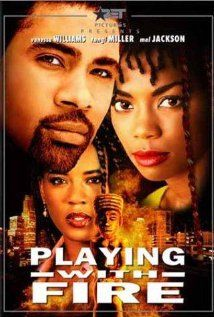 Playing with Fire (2000) Poster