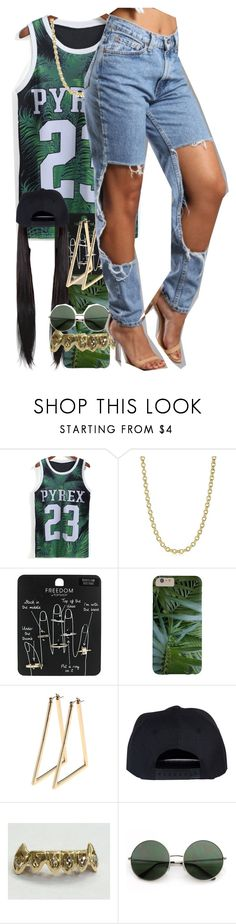 """j.cole wet dreamz"" by thaofficialtrillqueen ❤ liked on Polyvore featuring Paloma Picasso and Topshop"