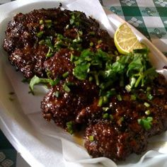 Make the real chapli kabab at your home following the chapli kabab recipe given here.