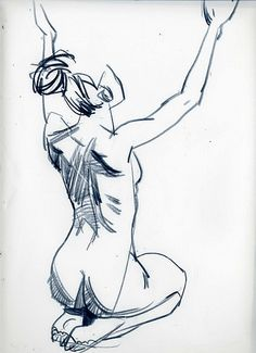 David Longo on flickr.  His whole flickrstream serves as a reminder that I should be attending life drawing sessions more often.