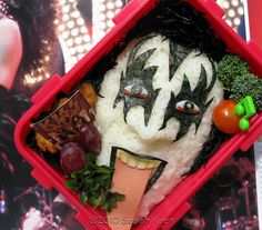 KISS...You can't go wrong with a legendary rock band.