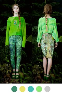 Green Obsession - Color Collective