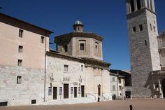 Spoleto, Teatro Caio Melisso Klikněte pro zavření
