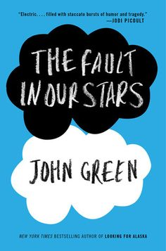 """The fault in our stars"" by John Green - An improbable but predictably wrenching love story about two teenage cancer patients, written in Green's signature tone, humorous yet heart-filled."