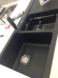 Blanco black sink  ❤️