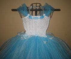 Princess Tulle Tutu Dress