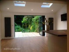 Open Plan & Garden Rooms / Jack Humphrys Builders