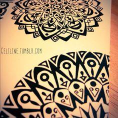DOUBLE  #zentangle #doodle #drawing #moleskine #posca #illustration #sketchbook #sketches #sketching #notebook #artwork #zendoodle #creative #ink #doodling #artstag #artwork #artoftheday#instaart#pencil#bw#blackandwhite#bnw #black