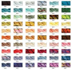 DMC Pearl Cotton Variation Colors Size 5 | Unlike variegated floss, this is softer blend of more closely related colors, flow seamlessly one color to next. The subtle color changes of Color Variations reveal themselves every few stitches. 100% Colorfast, Fade Resistant, and offers guaranteed Color Consistency from one skein to another. use for cross-stitch, embroidery, needlepoint, hardanger, black work, red work, pulled thread, smocking, applique and many other types of creative stitchery.