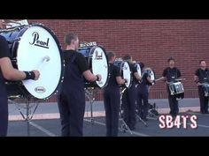 2010 - Troopers Drumline - Accent Tap - SWCC