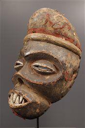 Masque Ibibio Amang - Art africain