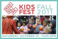 Fall Kids Fest, 10/15