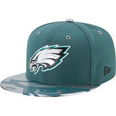 Philadelphia Eagles New Era NFL Spotlight 59FIFTY Fitted Hat - Green. Super  Bowl 52 ... 765532c2d