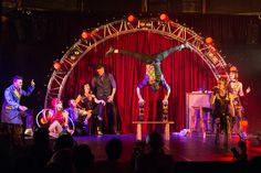 utilising Martin Mh6 fixtures on a semi circle of truss allowed us to create a new orleans float look on stage. Lighting Ideas, Lighting Design, Circus Acts, Event Photos, After Dark, Party Fashion, Corporate Events, Documentary, Event Design