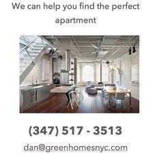 #greenwichvillage #eastvillage #1bedroom #modern #decor #westvillage #soho #financialdistrict #manhattan #living #apartments #lifestyle #home #decor #find #life #nyc #ny #newyork #newyorkcity #moving #move #howto #studios #loft #family (347) 517 - 3513 dan@greenhomesnyc... 1140 Broadway Suite #207 New York, NY 10001
