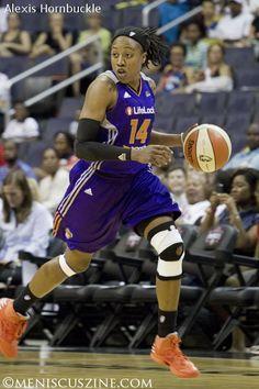 WNBA 2012: Alexis Hornbuckle of Phoenix Mercury. -- grew up watching Hornbuckle play with TN! One of my favorites!
