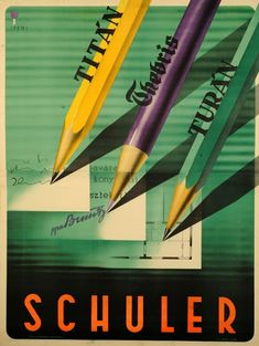 irsai istván - Google Search Vintage Ads, Vintage Posters, Pulp Art, Advertising Poster, Architect Design, Travel Posters, Graphic Illustration, Art Supplies, Ephemera
