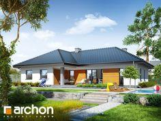 Projekt domu Dom w nawłociach (G2) Galeria - ARCHON+
