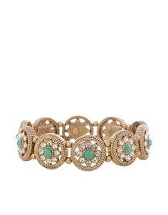 Flower Lux Stretch Bracelet