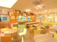 新小岩 Book Cafe COLOR'S | 飲食店 | 施工実績 | 店舗デザイン・店舗内装・オフィス内装のC-Sky