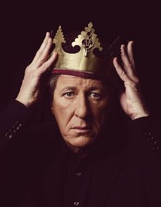 'In literature as in love, we are astonished at what is chosen by others.' - Andre Maurois. Photo of Geoffrey Rush