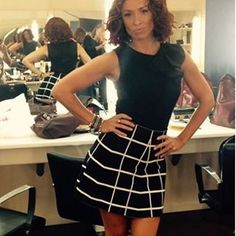 "2,260 Me gusta, 13 comentarios - NIKKIE (Nikkie Plessen) (@nikkie_official) en Instagram: ""Spotted! 👀 TV host @nataliamusic (The Voice of Belgium)  wearing our #NIKKIE #skirt during the…"""