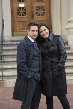 """Behind the Scenes of """"Spousal Privilege"""" Photos from Law & Order: Special Victims Unit on NBC.com.1608."""