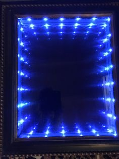 3D Mirror with led