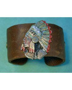 Johnny Loves June Tribal Cuff Bracelet. Omg I love this!!!