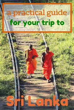 Everything you need to know before going to Sri Lanka. The most practical guide in the web! :)