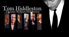 Thomas William Hiddleston WE♡YOU