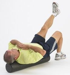 Self-Myofascial Release with a Foam Roller: Increase Flexibility, Decrease Tension and Soreness, and Correct Postural Problems.