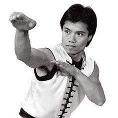 Tat Mau Wong, my son's teacher in Choy Lay Fut