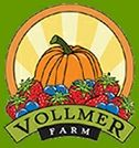 Vollmer Farm CSA. Community Supported Agriculture. Sign up the beginning of the year for 20 weeks of fresh produce as it comes in season. Vollmer Farm is a certified organic farm. Be sure to visit and pick your own strawberries and blueberries. You can freeze, dry, or can them to enjoy all year.